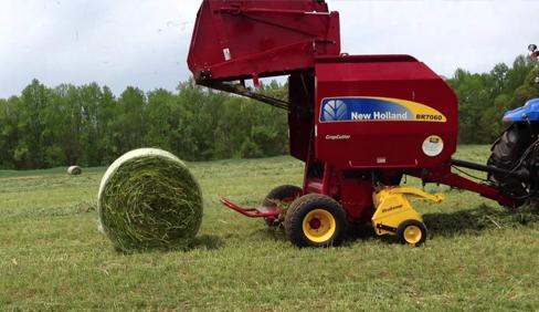 New Holland BR7060 Standard (PRIOR MODEL) » Somerset Farm Equipment