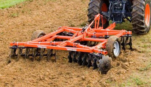 Tufline Tw5 Series Tandem Wheel Disc Harrows 187 Somerset